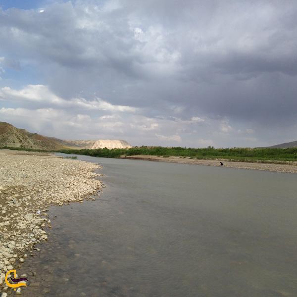 تصویری از طبیعت قزل اوزن