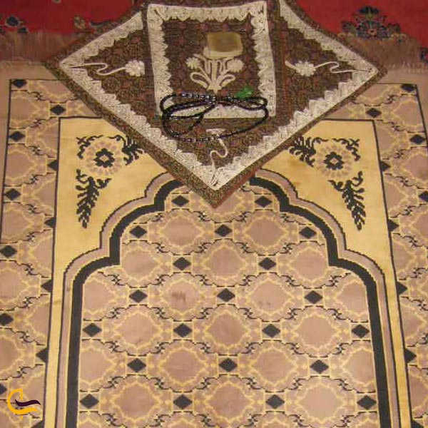 تصویری از سجاده سوغات صنایع دستی بوکان