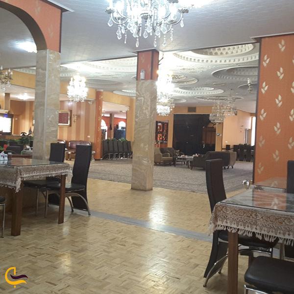 تصویری از هتل 3 ستاره سنگسر