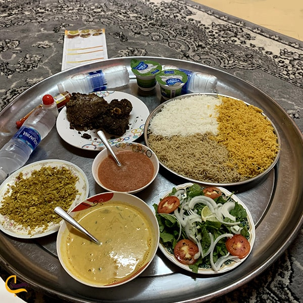 منو رستوران بن عتیق عمان