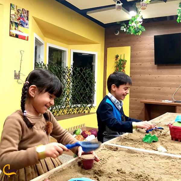 تصویر شهربازی برج اداری تجاری آرمیتاژ مشهد