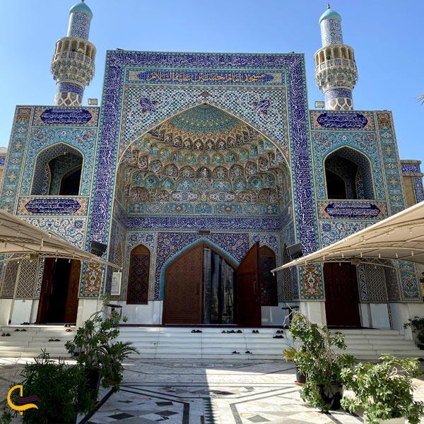 مسجد امام حسین در دبی