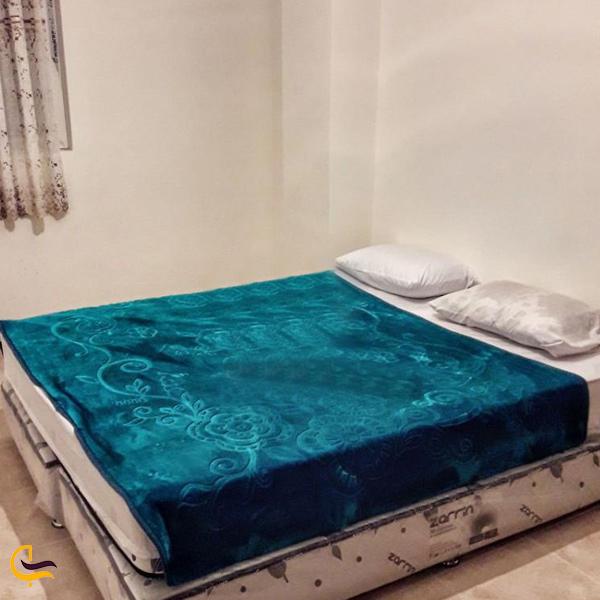 تصویر از داخل اتاق هتل ایزدی بوکان