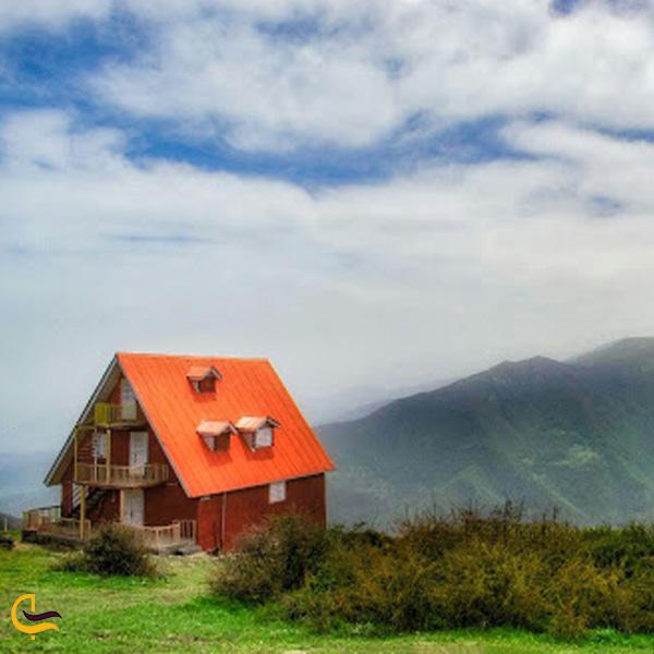 تصویری از اقامتگاه بوم گردی لیا دالخانی