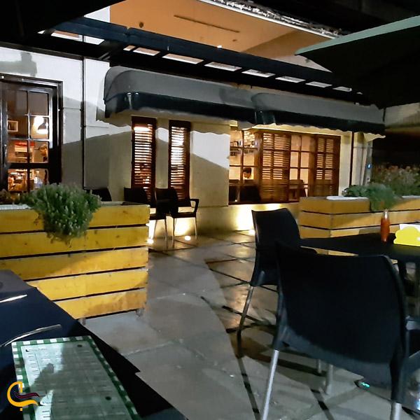 تصویری از محیط بیرون رستوران لیو ایتالیایی