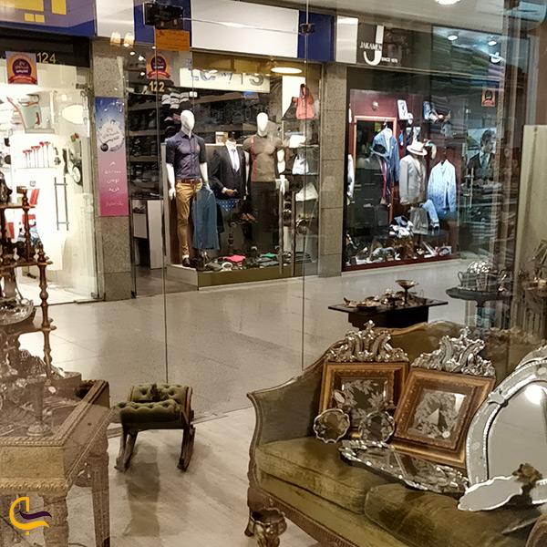 لیست مغازه و فروشگاه های مجتمع تجاری تندیس تهران