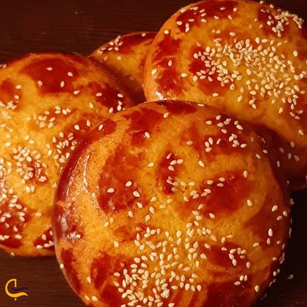 نمایی نان سنتی کماج ورسک