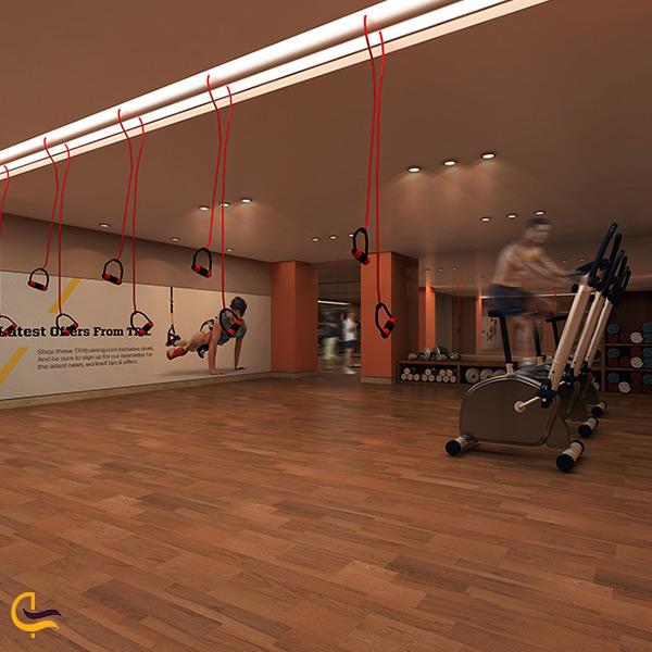 کلوپ ورزشی و سلامت برج آرمیتاژ مشهد