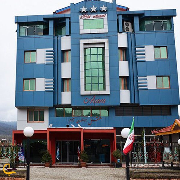 تصویر یاز هتل آرام ماسوله