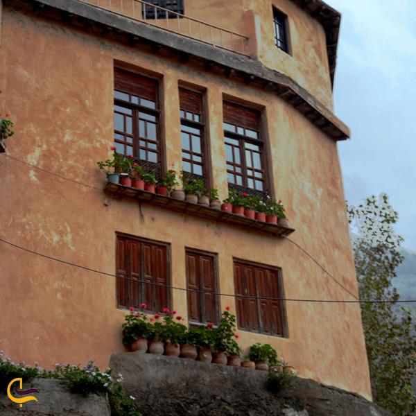 تصویری از هتل مهران ماسوله