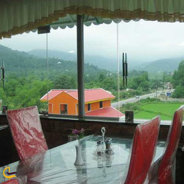 تصویری از رستوران آرام ماسوله