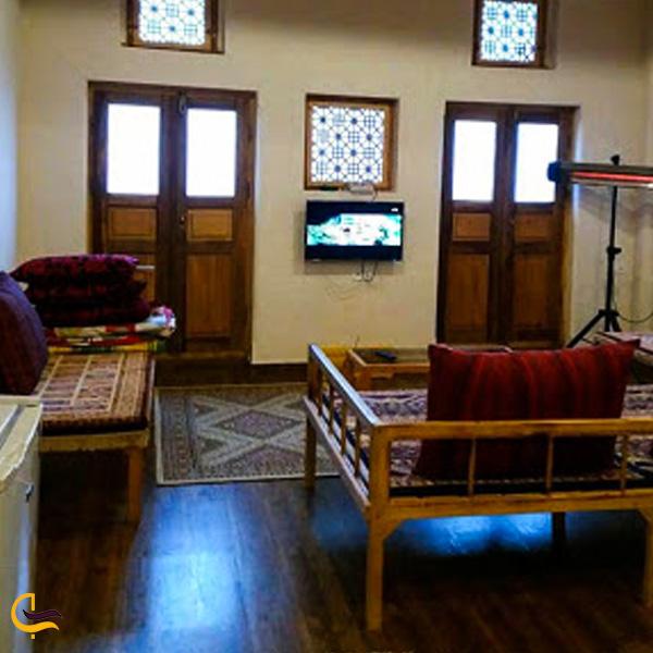 تصویری از هتل سنتی نمازی