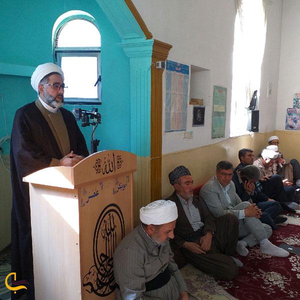 تصویری از مراسمهای ملی و دینی بوکان