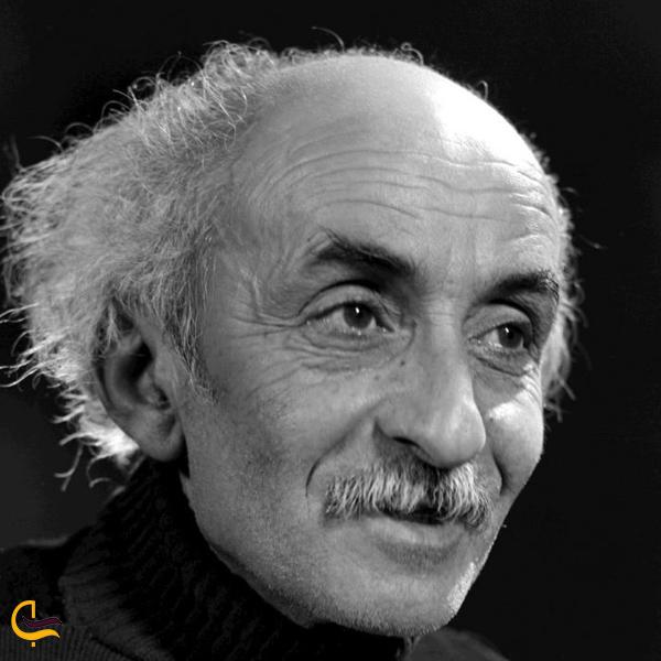 تصویری از نیما یوشیج مشاهیر آستارا