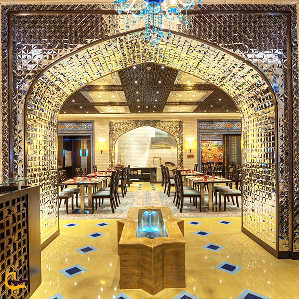 رستوران شبستان عمان