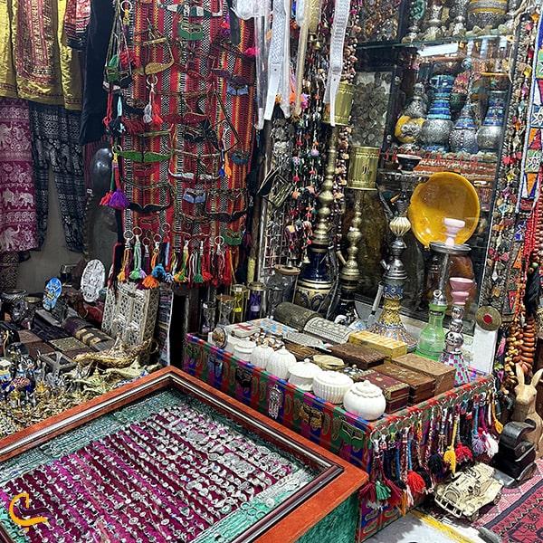 مغازه های مرکز خرید سوق مطرح عمان