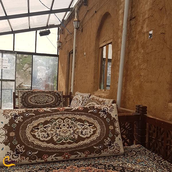 سفره خانه بهشت در روستای وردیج