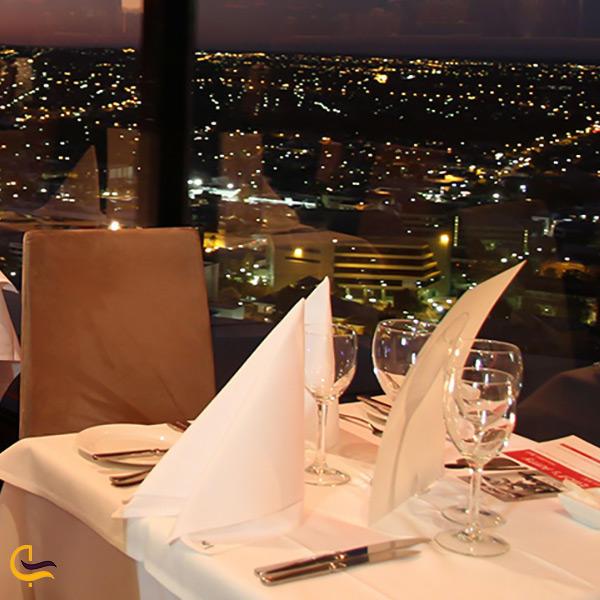 تصویر رستوران بین المللی برج آرمیتاژ