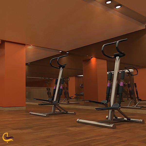 تصویر باشگاه و کلوپ ورزشی و سلامت برج آرمیتاژ مشهد