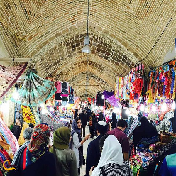 تصویر بازار محلی سنندج