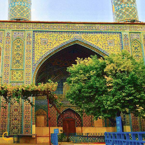 تصویر مسجد قدیمی سنندج