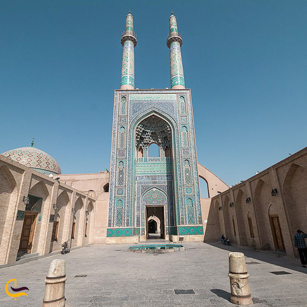 تصویر مسجد جامع یزد