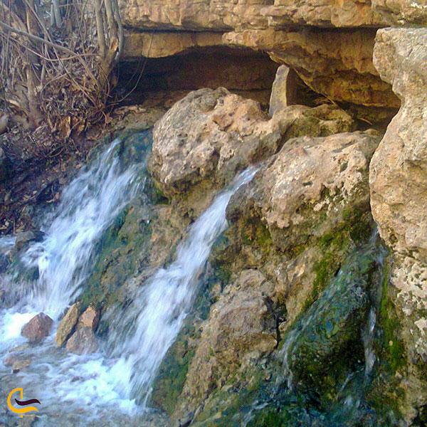نمایی ازقاینار چشمه