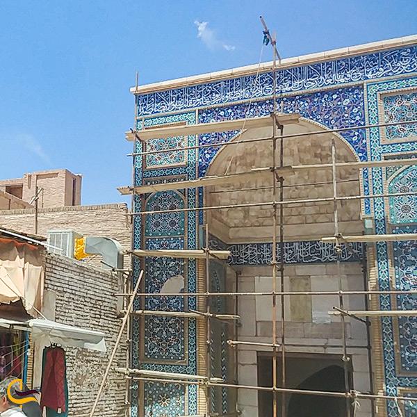 بازسازی و مرمت مسجد جامع کرمان
