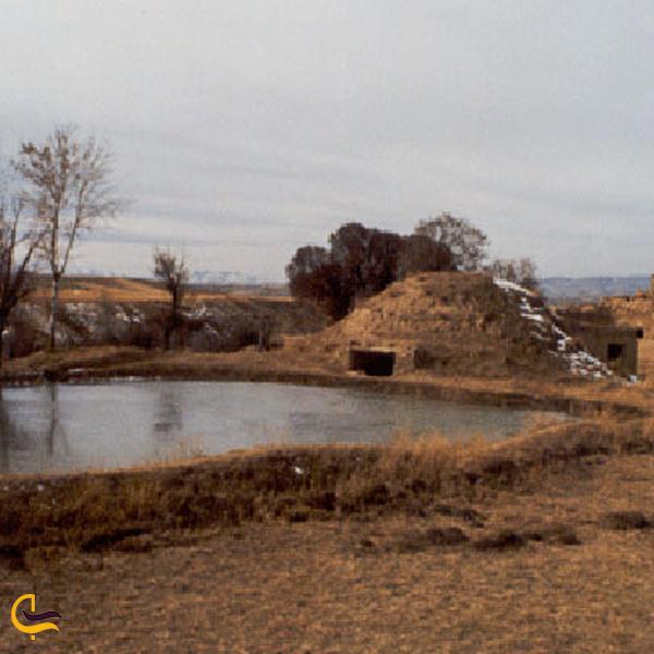 تصویری یخچال روستای اوغول بیگ