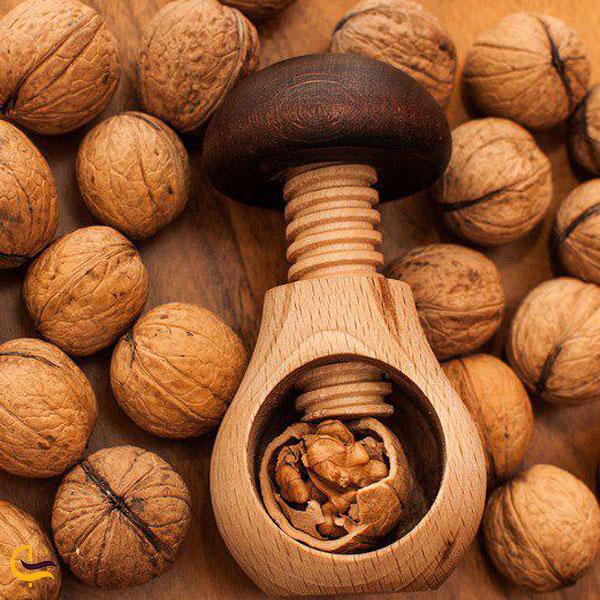 تصویری از سوغات شهمیرزاد