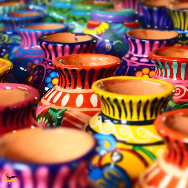 سوغات وصنایع دستی روستای ماسوله