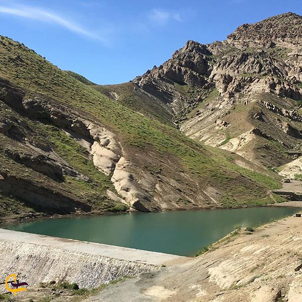 طبیعت زیبای روستای وردیج