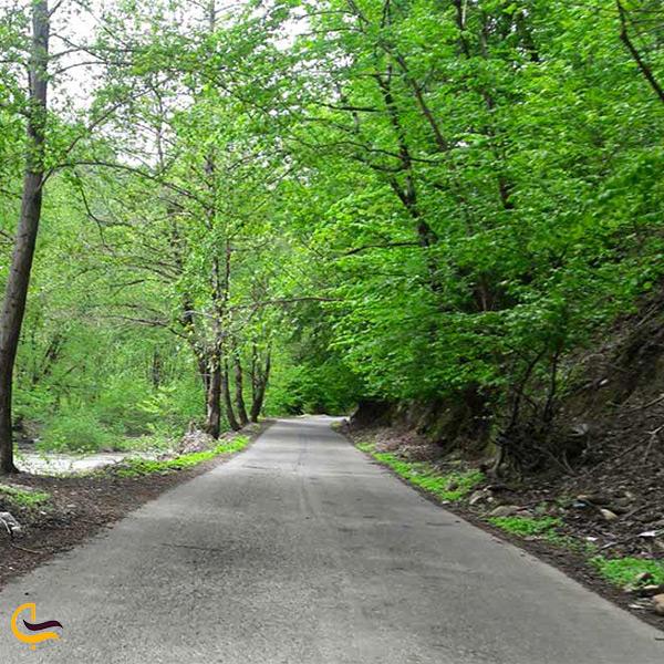 بهترین زمان بازدید از جاده سوکهریز به خرمدره