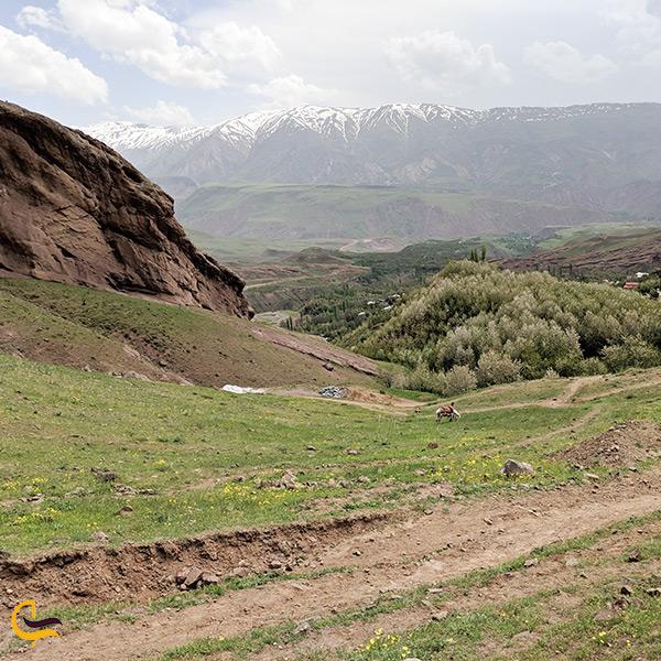 تاثیرات حمله مغول ها به قلعه الموت قزوین