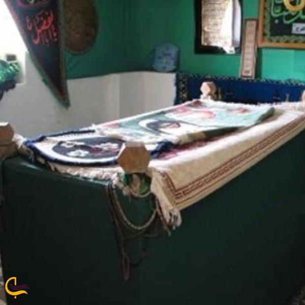 تصویری ازمقبره شعیب بن صالح