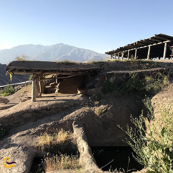 کتابخانه ارزشمند قلعه الموت