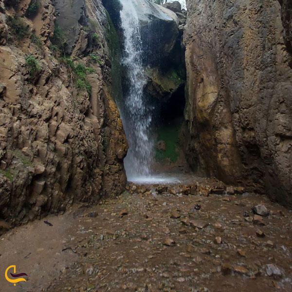 تصویری از آبشار ورسک