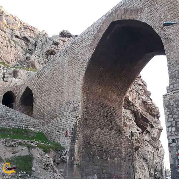 بازدید از آسیاب گبری خرم آباد