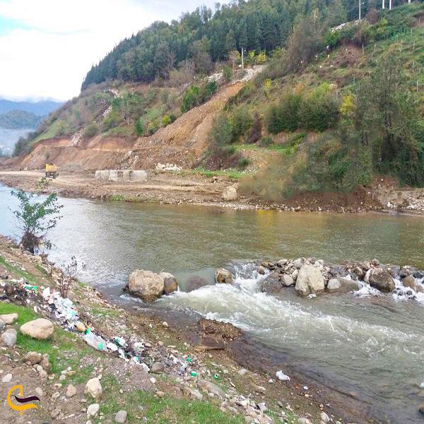 بازدید از رودخانه کرگانرود تالش