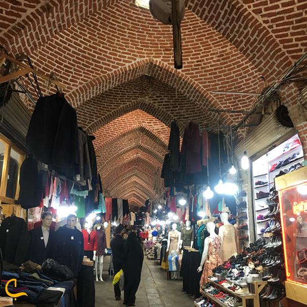 بازدید از بازار تاریخی اهر