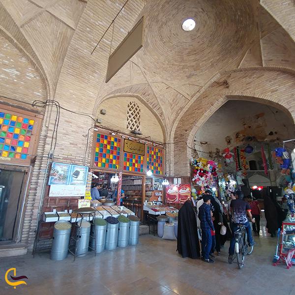 بازدید از بازار گنجعلی خان کرمان
