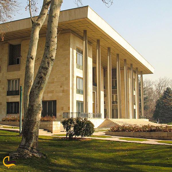 بازدید از کاخ نیاوران تهران