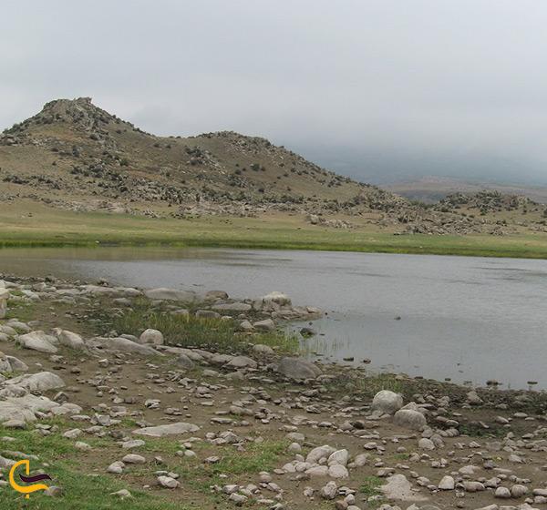 بازدید از تالاب یوسفلو شهرستان اهر