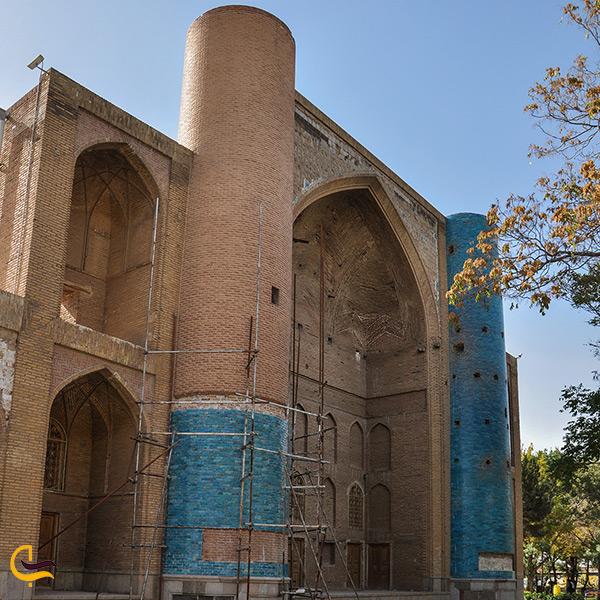 بازدید از آرامگاه شیخ شهاب الدین اهری