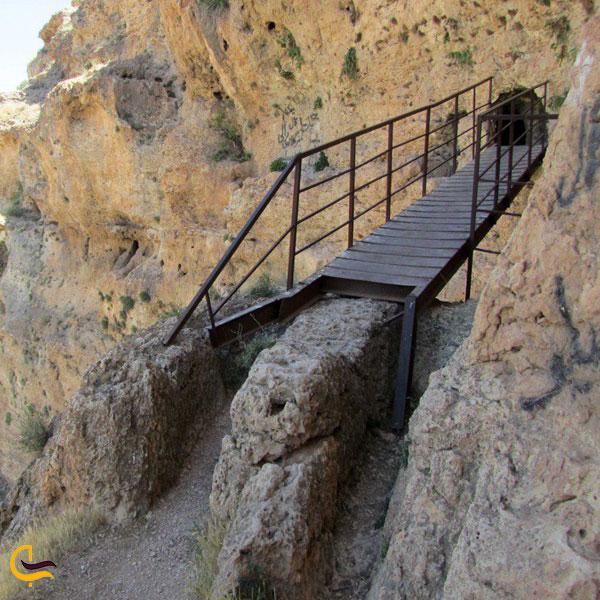 تصویری از غار بی بی کند بوکان