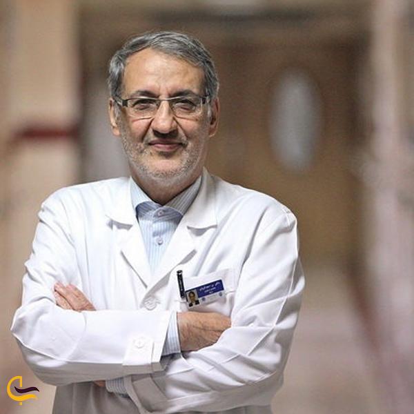 تصویری از دکتر امین کیوان مشاهیر آستارا