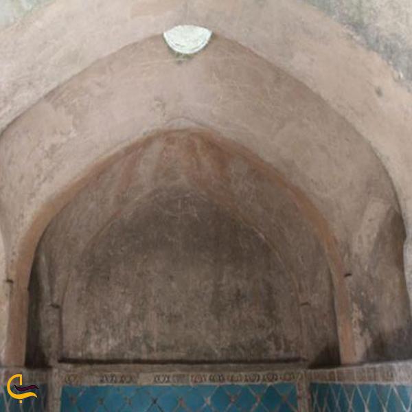 تصویری از حمام خان ماهان