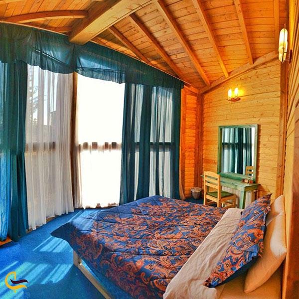 تصویری اتاق های هتل رجینا