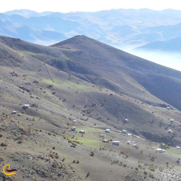 تصویری از طبیعت منطقه حفاظت شده سه کانیان