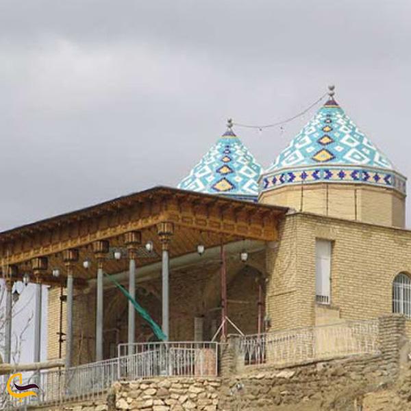 تصویری از امامزاده شاهزاده موسی محلات